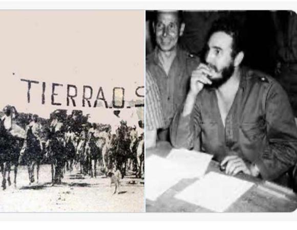 Destaca Díaz-Canel compromiso de la Revolución con el campesinado cubano