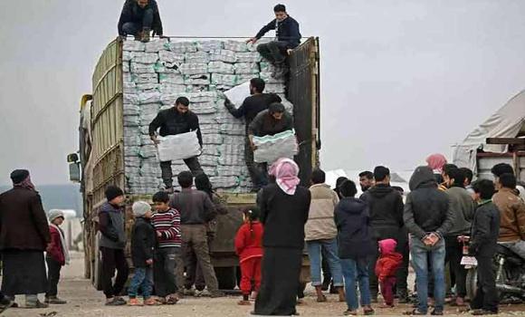 Siria denuncia en Naciones Unidas chantaje político y humanitario de EE.UU.