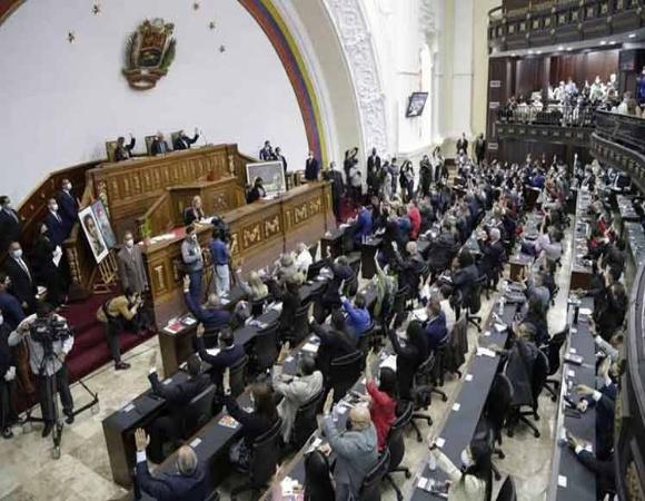 Impulsa Venezuela institucionalidad y orden democrático a favor de la paz