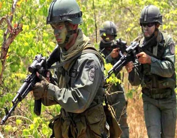 Venezuela mantiene operación Escudo Bolivariano en frontera con Colombia
