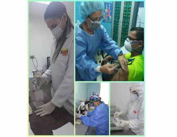 Destacan labor de personal cubano de enfermería en Venezuela (+ Fotos)