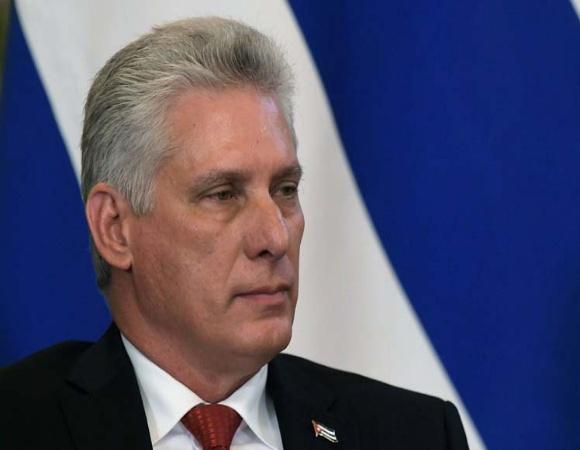 Díaz-Canel rechaza mentiras y manipulación de la OEA