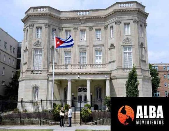 Catalogan en Brasil como acto de odio ataque a embajada de Cuba