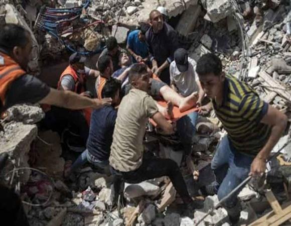 Irán afirma que Palestina vuelve a los llamamientos mundiales de justicia