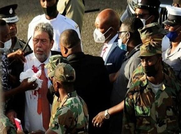 Rechaza Caricom ataque a gobernante de San Vicente y las Granadinas