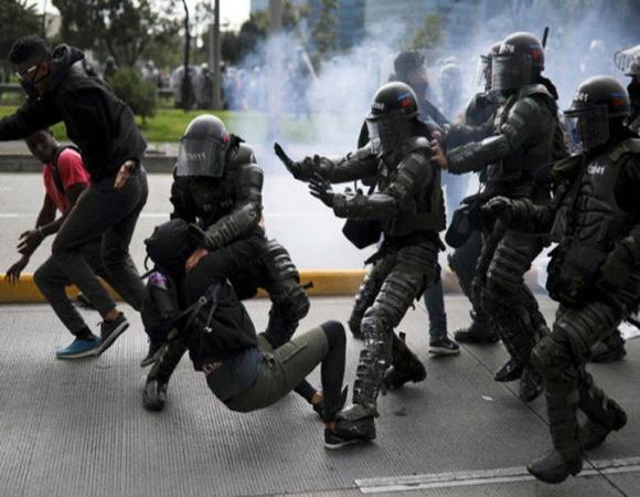 Unión Europea manifesta preocupación por crisis en Colombia