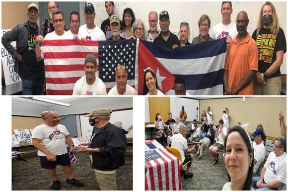 Solidarios con Cuba confían en fin del bloqueo de EE.UU.