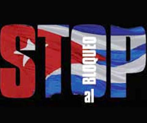 Travailleurs de la santé et du sport demandent la fin du blocus à Cuba