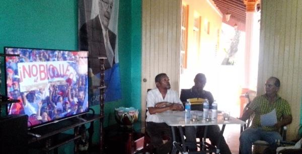 Condenan en Camagüey permanencia del bloqueo contra Cuba