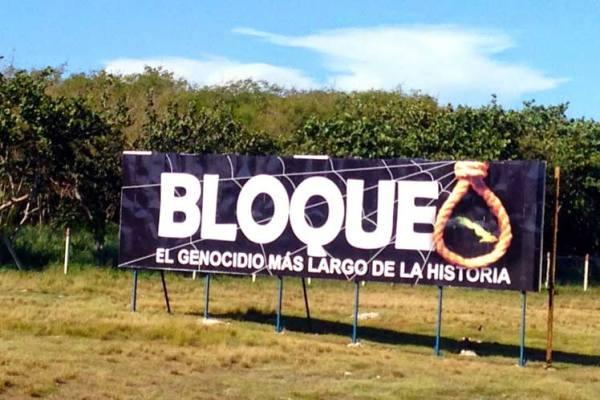 Demandan fin del bloqueo a Cuba sindicalistas del mundo