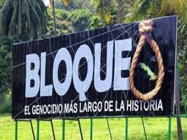 Condena Asociación italiana de Solidaridad con Cuba el recrudecimiento del bloqueo estadounidense