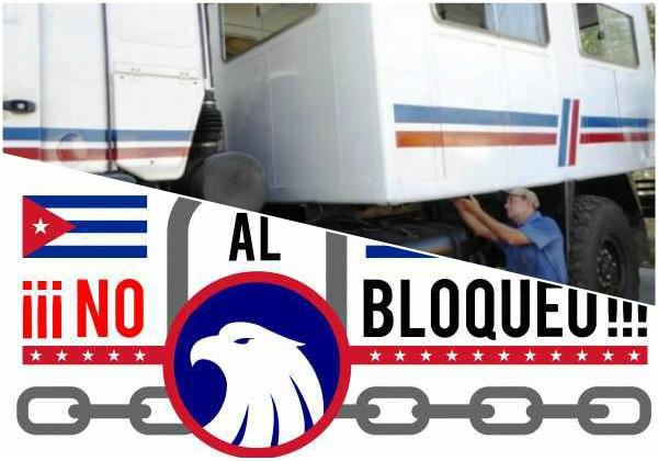 El bloqueo, el transporte y los innovadores camagüeyanos