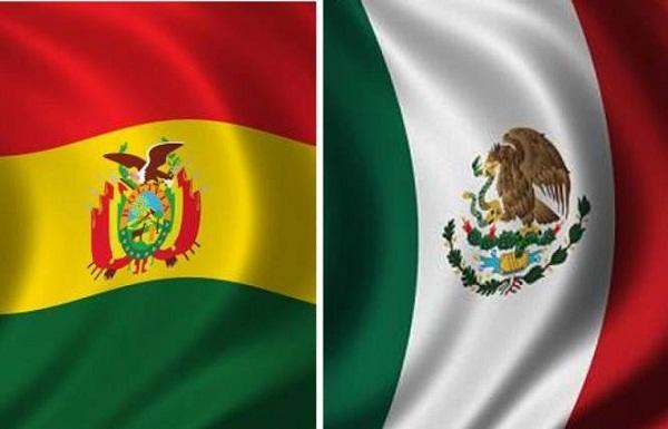 México otorga asilo político al expresidente de Bolivia