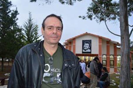 Construyen en Bolivia el Centro Cultural Ernesto Che Guevara