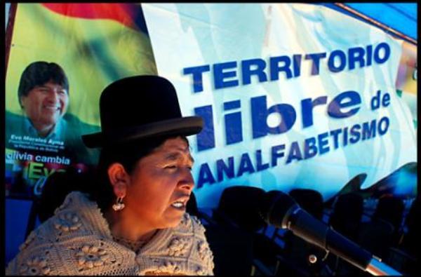 Reiteran en Bolivia apoyo a Cuba y destacan liderazgo de Fidel Castro