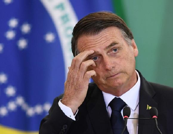 Crean en Brasil movimiento social contra Bolsonaro