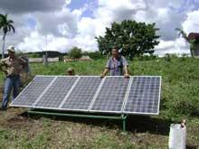 Desarrollarán en Camagüey evento que promueve el uso de la energía solar