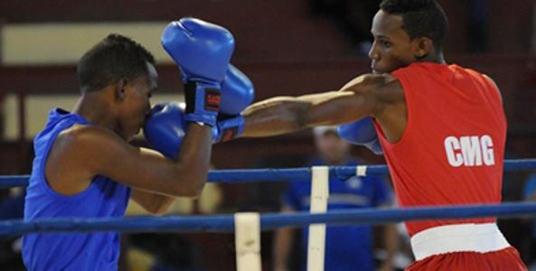 Camagüey es desde hoy la capital del Boxeo cubano