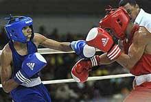 Cuba sobresale en Mundial de Boxeo