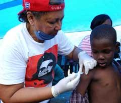 Presentarán en Mesa Redonda documentales sobre cooperación médica cubana