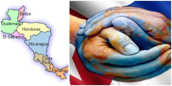 Comienza su quehacer en Cuba primera Brigada Centroamericana de Solidaridad