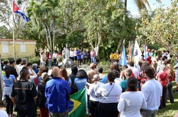 Brigadistas sudamericanos expresan admiración por Cuba