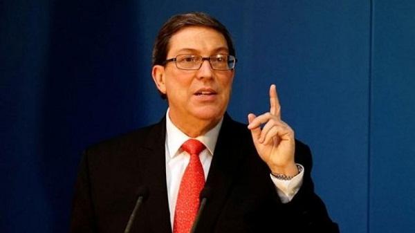 Canciller cubano llama a mantener a América Latina como zona de paz (+ Tuit)