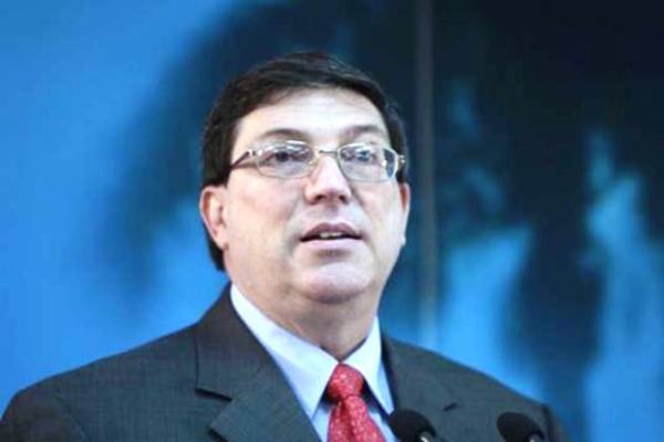 Canciller cubano en Caracas para XIV Cumbre del ALBA