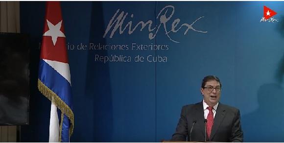 En video: Presentación del informe Necesidad de poner fin al bloqueo de EE.UU. a Cuba