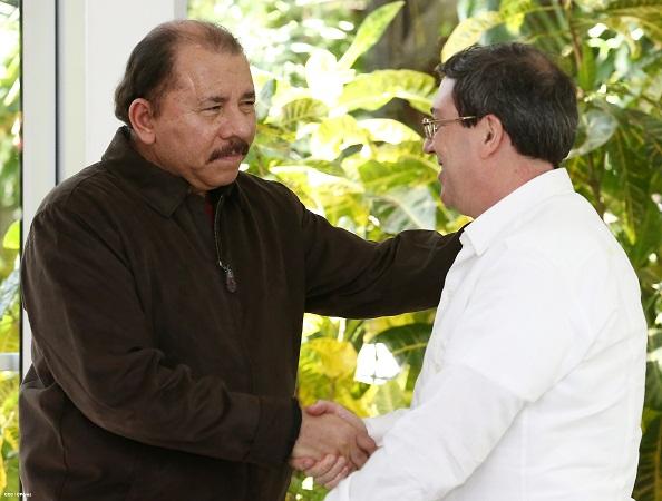 Ratifica Cuba solidaridad con Nicaragua