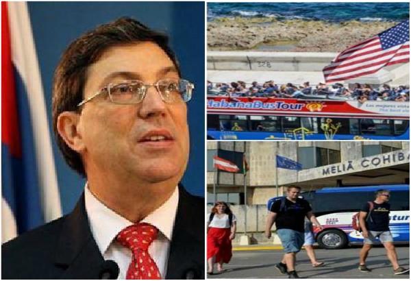 Afirma Bruno Rodríguez que Cuba no se intimida con amenazas y restricciones estadounidenses