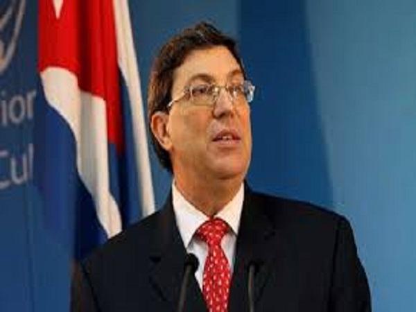 Denuncia Bruno Rodríguez manipulación de EE.UU contra el humanismo de los médicos cubanos (+ Tuit)