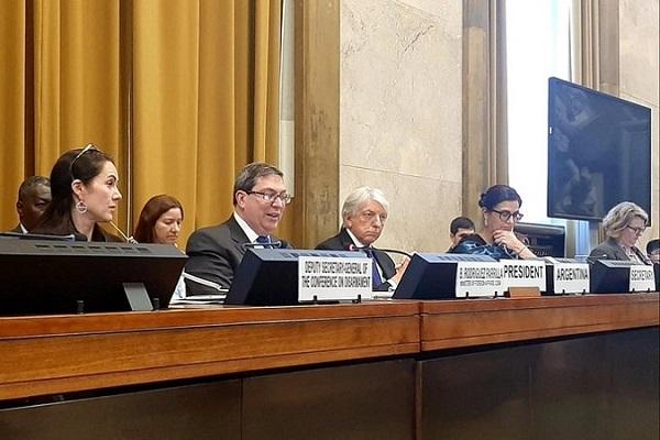 Denunció Bruno Rodríguez acciones de Estados Unidos para sabotear cooperación médica cubana (+ Tuit)