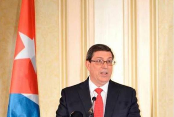 Texto de la conferencia de prensa del Canciller cubano