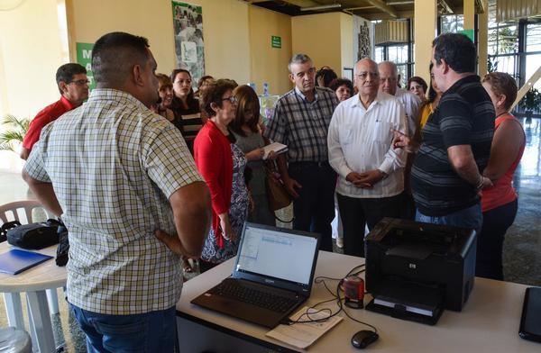 Feria de Negocios propicia intercambio entre actores de la economía cubana