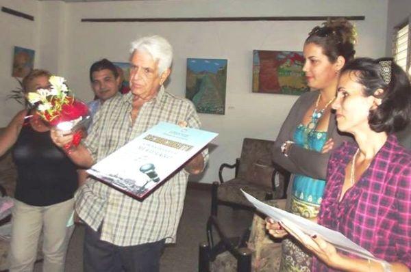 Reconocen en Camagüey al colectivo del programa radial Meridiano (+ Fotos)