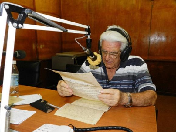 Falleció el destacado radialista camagüeyano José Luis Cadenas