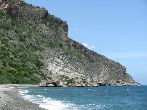 Matthew llevó a barca haitiana por ruta similar a la de Martí