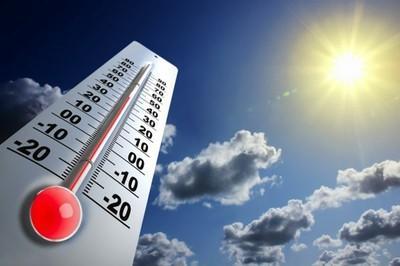 Abril de 2017, el segundo más cálido en la historia