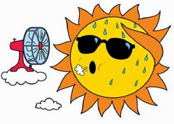 En Camagüey continúan las altas temperaturas
