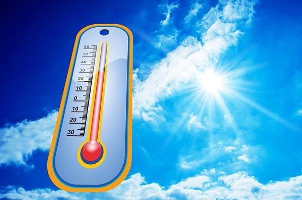 Julio de 2019: mes de más altas temperaturas en 140 años