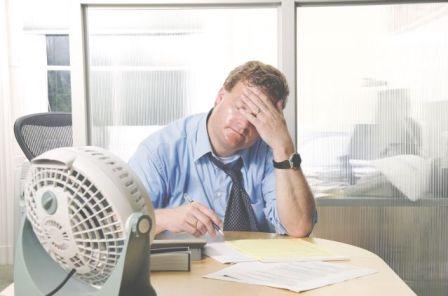 Advierten que el calor reduce productividad económica