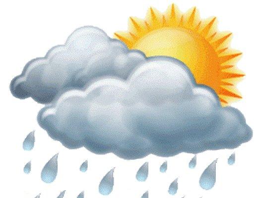 Tarde ligeramente cálida y aisladas precipitaciones en Camagüey