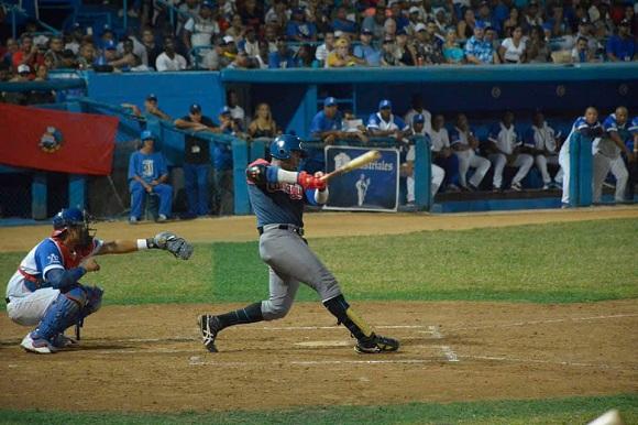 Hoy, tercer duelo del play off Camagüey-Industriales