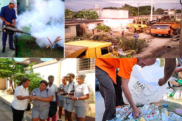 En Camagüey, apoyo popular a plan intensivo de enfrentamiento al Aedes aegypti (+ Audio)
