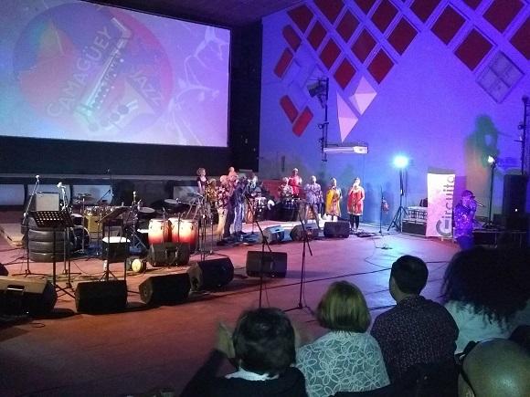 Hoy, última noche de conciertos del Camagüey Jazz