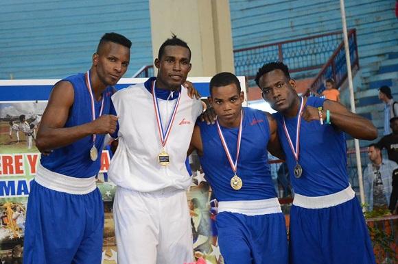 Camagüey vuelve a coronarse en el Torneo Nacional de Boxeo Playa Girón