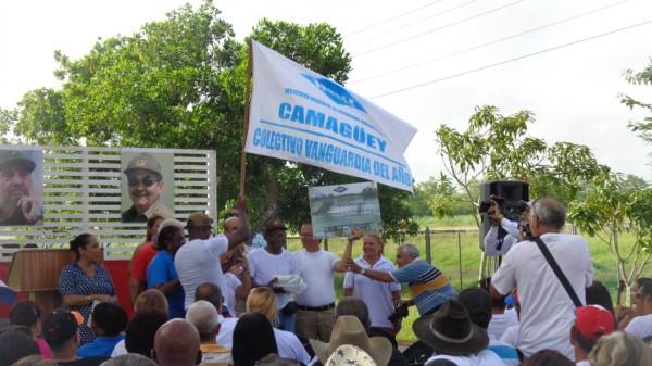 Comprometidos trabajadores hidráulicos camagüeyanos a proteger aguas terrestres y enfrentar sequía (+Fotos y Audio)