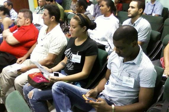 Especialistas camagüeyanos intercambian sobre seguridad informática