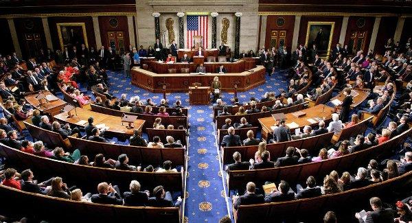 Aprueba Cámara baja de EE.UU. financiamiento temporal del Gobierno